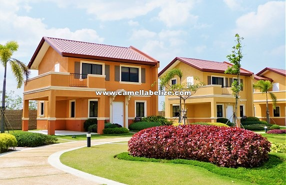 Camella Belize House and Lot for Sale in Dasmarinas City Philippines