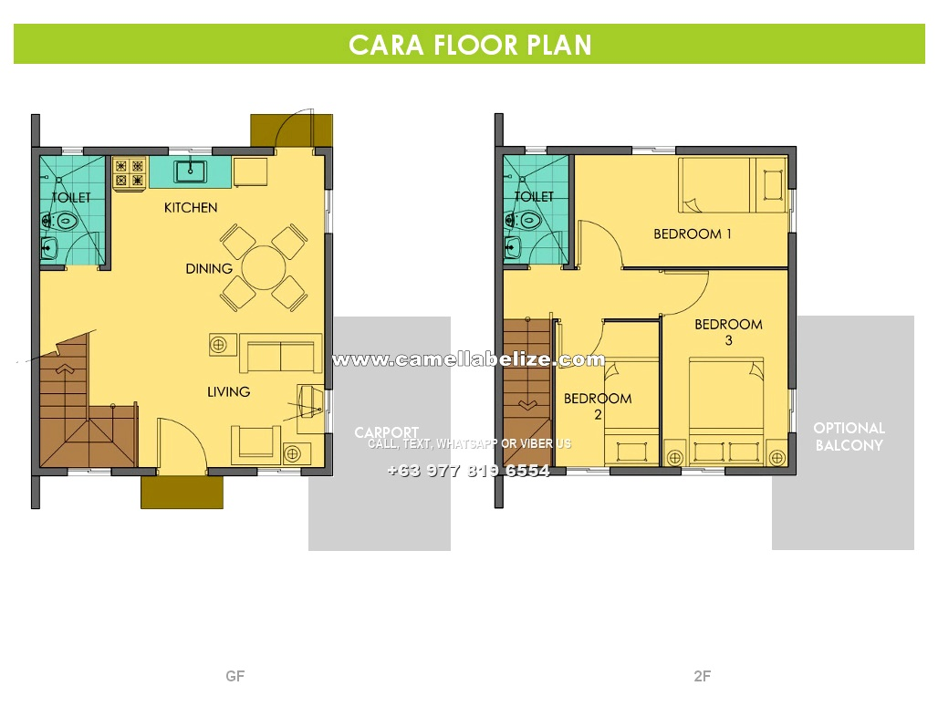 Cara  House for Sale in Dasmarinas City