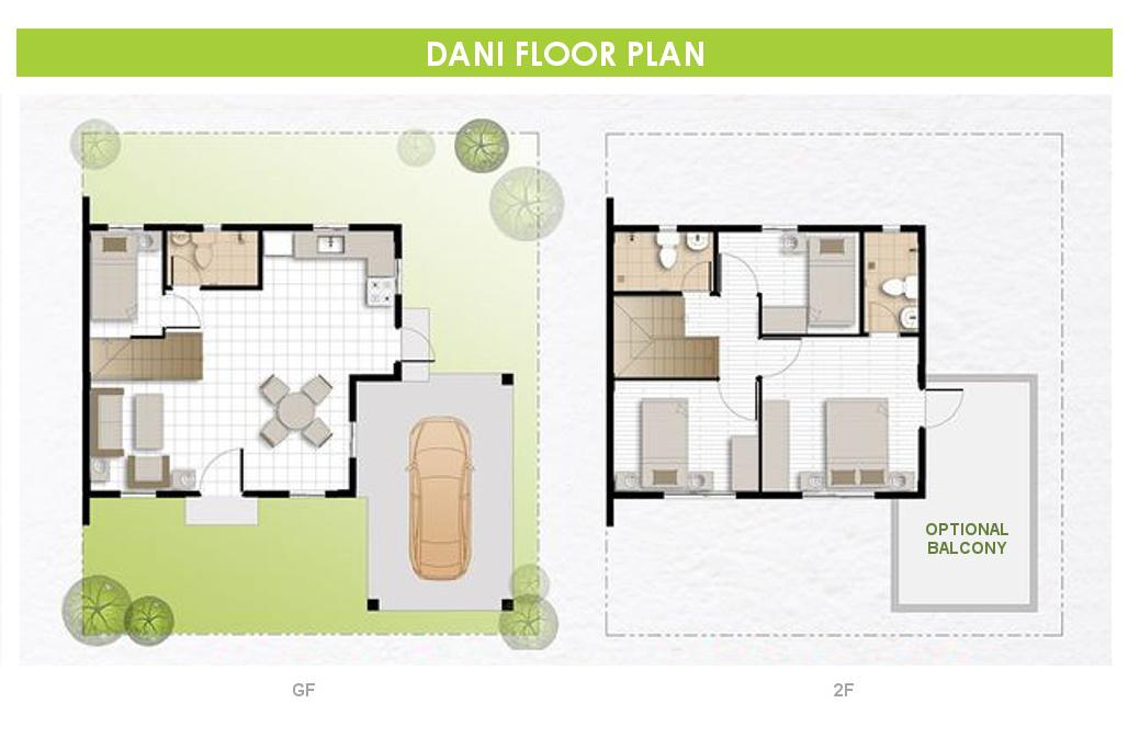 Dani  House for Sale in Dasmarinas City