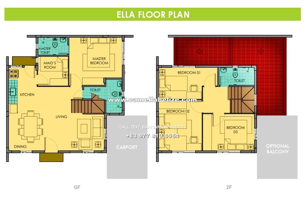 Ella  House for Sale in Dasmarinas City