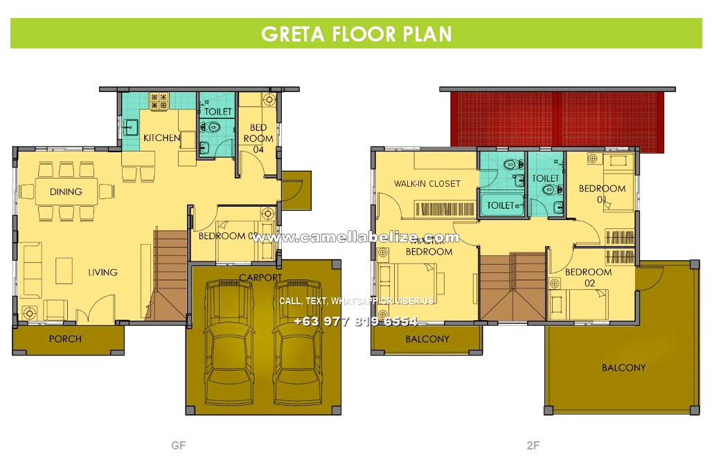 Greta  House for Sale in Dasmarinas City