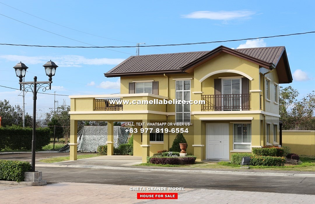 Greta House for Sale in Dasmarinas, Cavite