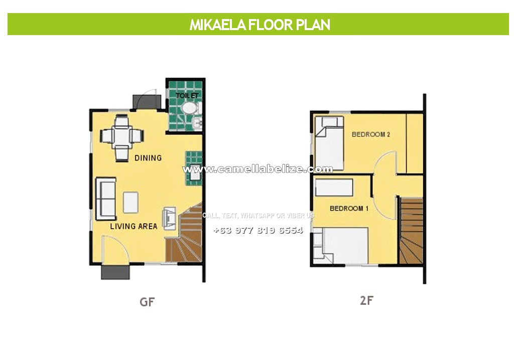Mikaela  House for Sale in Dasmarinas City