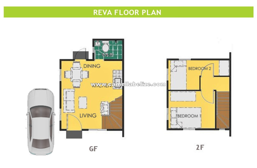 Reva  House for Sale in Dasmarinas City