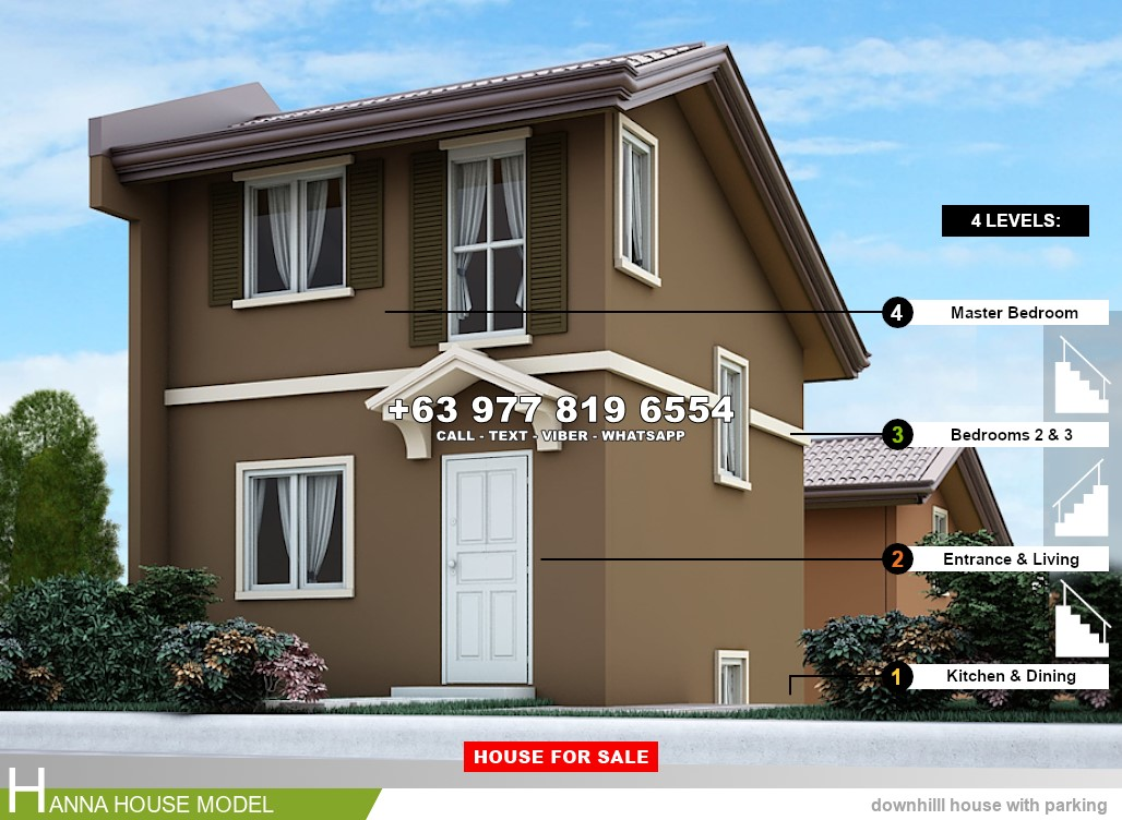 Hanna House for Sale in Dasmarinas