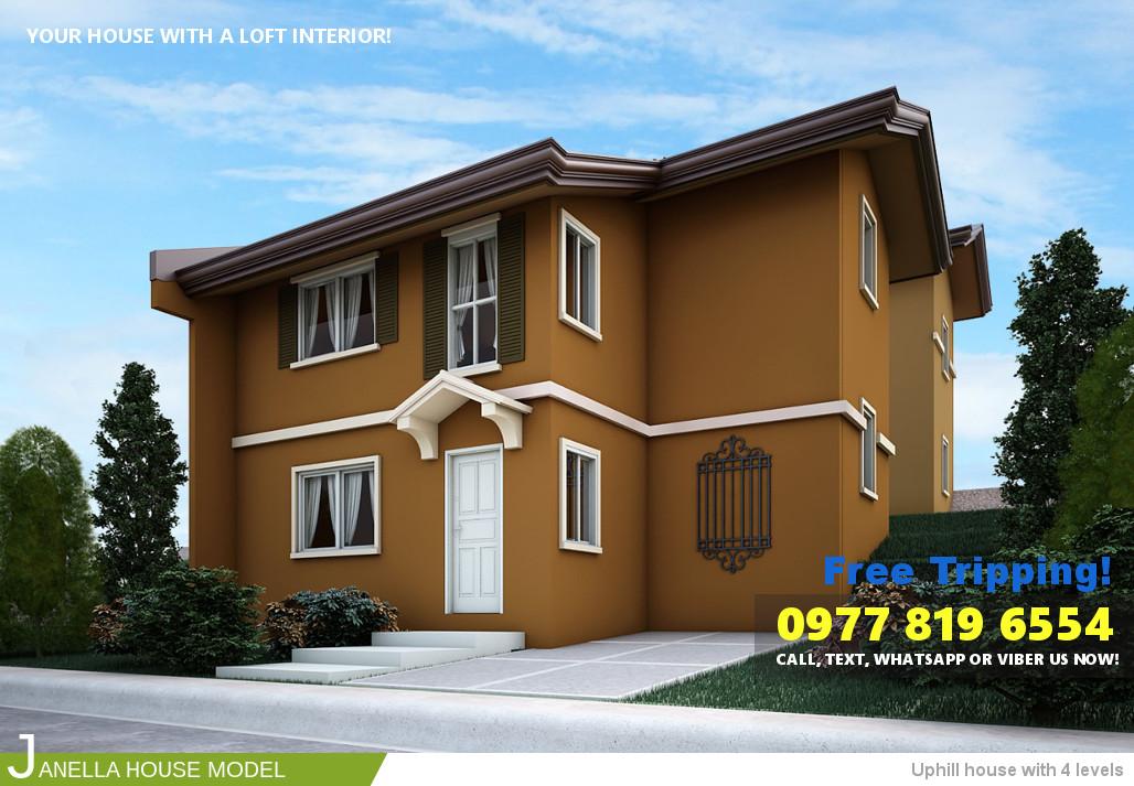 Janela House for Sale in Dasmarinas