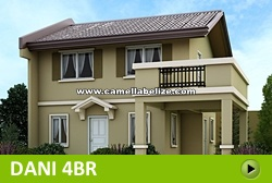 Dani House and Lot for Sale in Dasmarinas Philippines