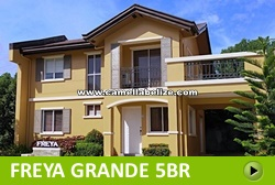 Freya - House for Sale in Dasmarinas City