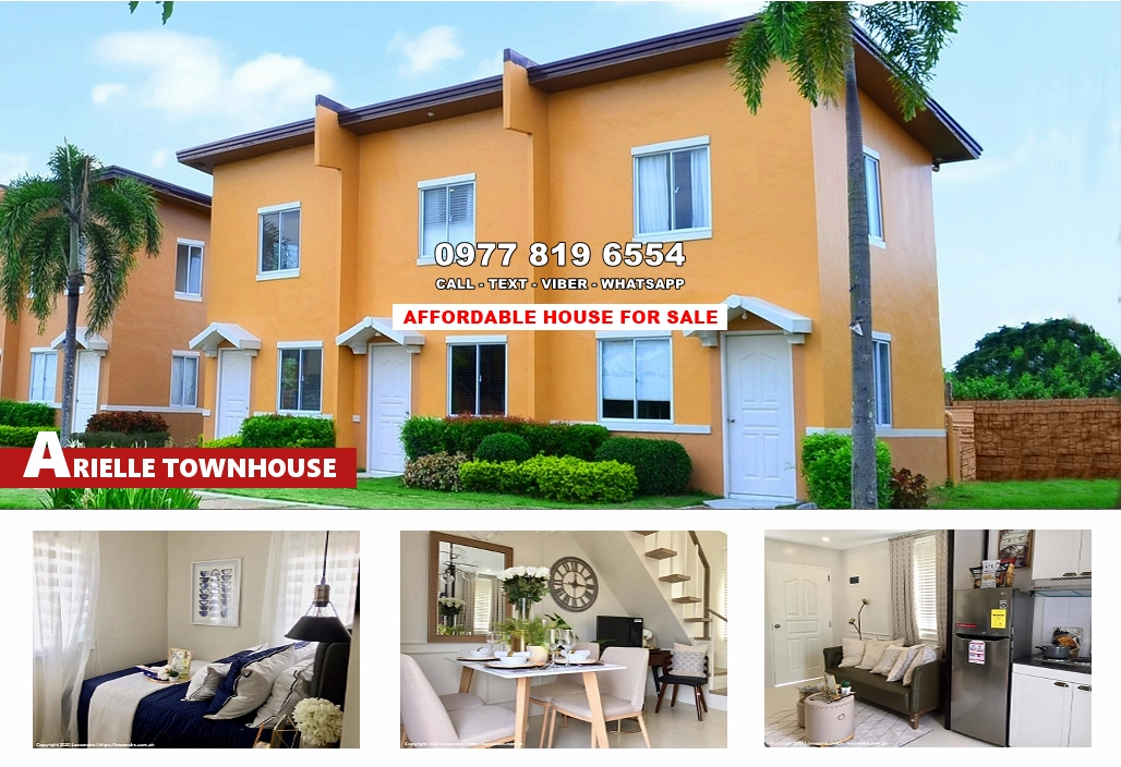 Arielle House for Sale in Dasmarinas