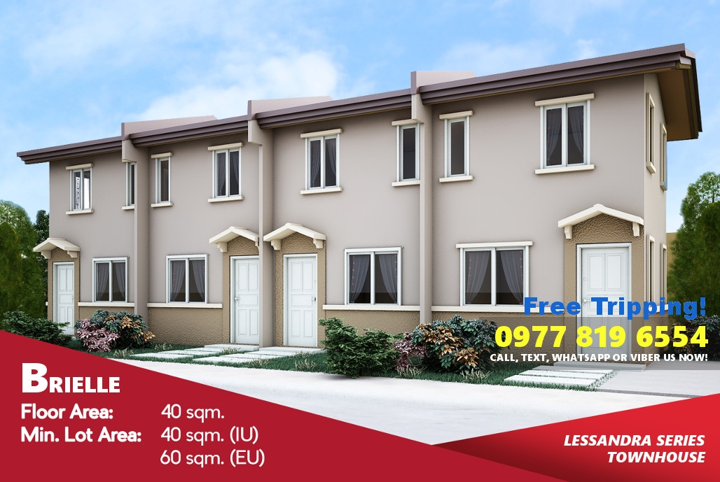Brielle House for Sale in Dasmarinas