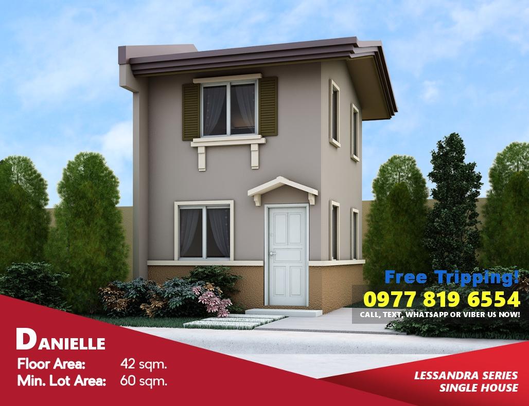 Danielle House for Sale in Dasmarinas