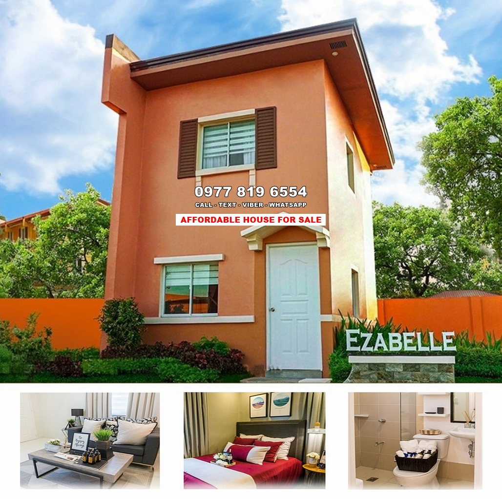 Ezabelle House for Sale in Dasmarinas