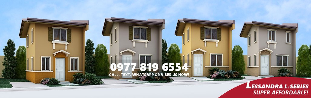Lesandra L-Series Enclave - House for Sale in Dasmarinas