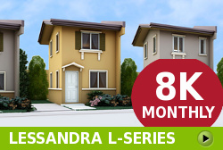 Lessandra Affordable Houses in Camella Belize